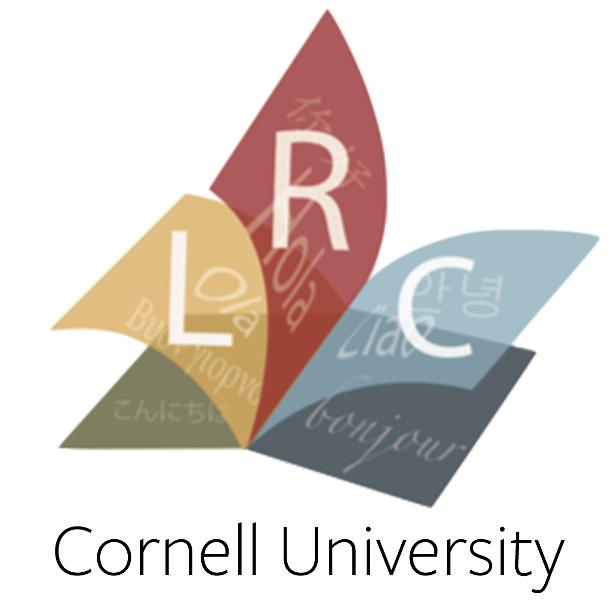 Cornell University Language Resource Center Logo