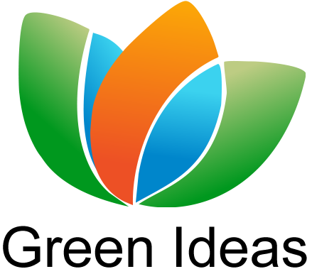 Logo of Green Ideas, Korean
