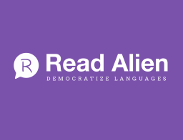 "App ""Read Alien"" Logo"